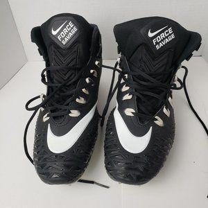 Nike Force Savage Elite Football Cleats Size 13W